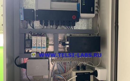 ШКУГ с диспетчеризацией (узел учета газа)